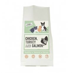 Lovel Chicken, Turkey & Salmon 1.5kg